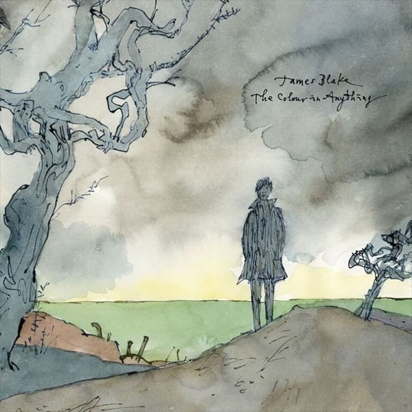 James Blake The Colour In Anything Cover WHUDAT