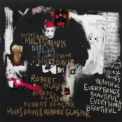 Miles Davis Everythings Beautiful Cover WHUDAT