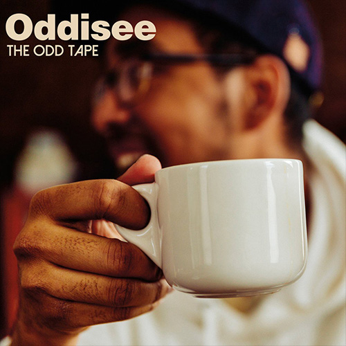 Oddisee The Odd Tape Cover WHUDAT