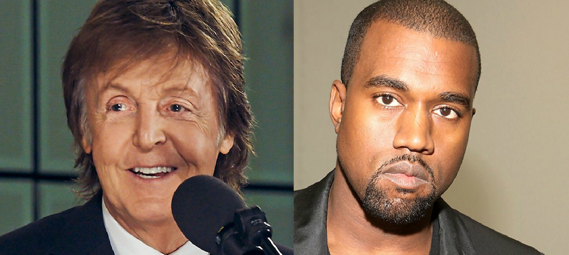 Paul McCartney talks Kanye West BBC 1 WHUDAT