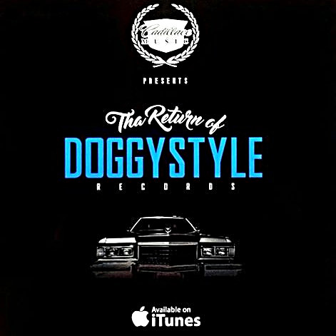 Snoop Dogg The Return of Doggy Style Records Cover WHUDAT