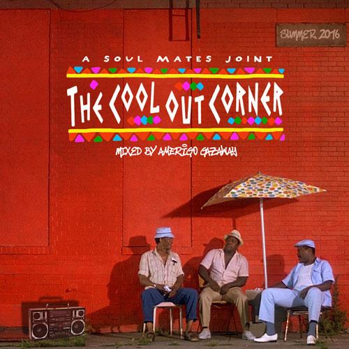 Amerigo Gazaway The Cool Out Corner Mixtape Cover WHUDAT