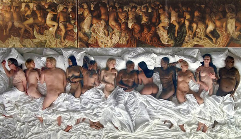 Kanye West Famous Video WHUDAT