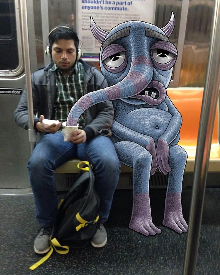 Subway_Doodles_Awesome_Monsters_Illustrated_into_NYC_s_Everyday_Life_2016_08