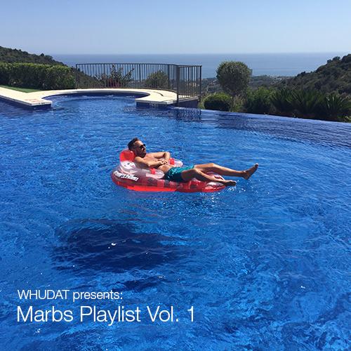 WHUDAT Marbs Playlist Vol 1 Cover