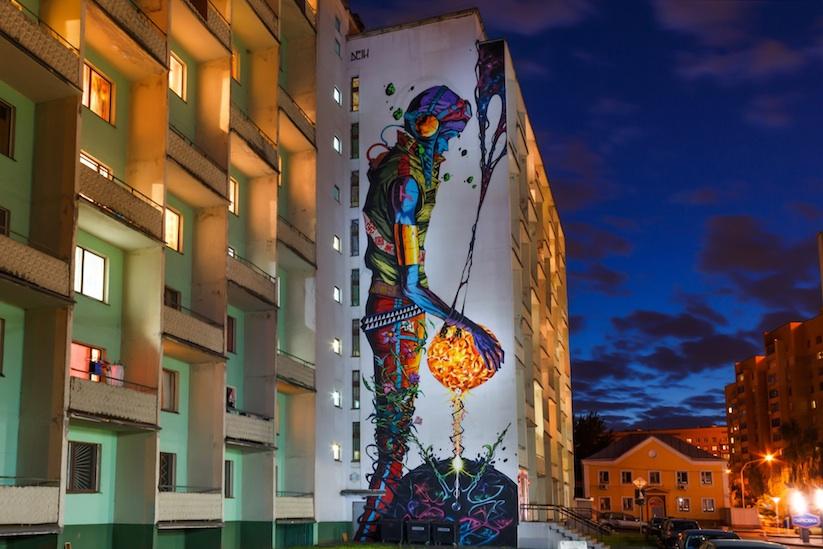 Yarylo_New_Mural_by_Street_Artist_Deih_in_Minsk_Belarus_2016_01
