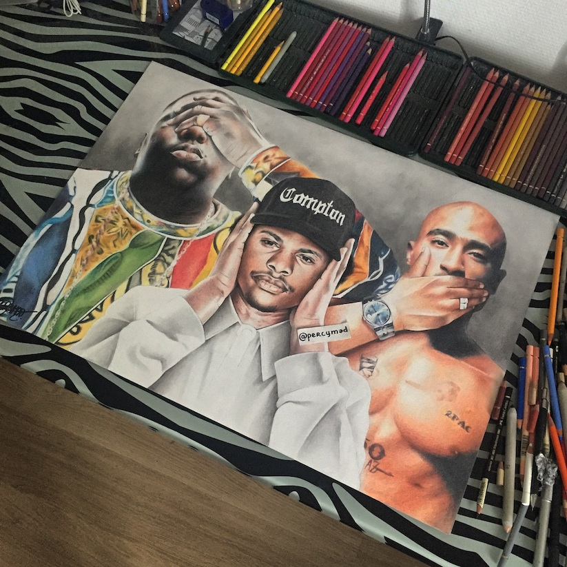 Awesome_Hyperrealistic_Pencil_Drawings_of_Icons_from_Music_and_Sports_by_Perseverance_Madianga_2016_01