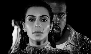 Kanye West Wolves Balmain Paris Video WHUDAT