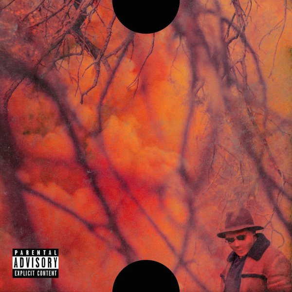 Schoolboy Q Blank Face LP Cover WHUDAT