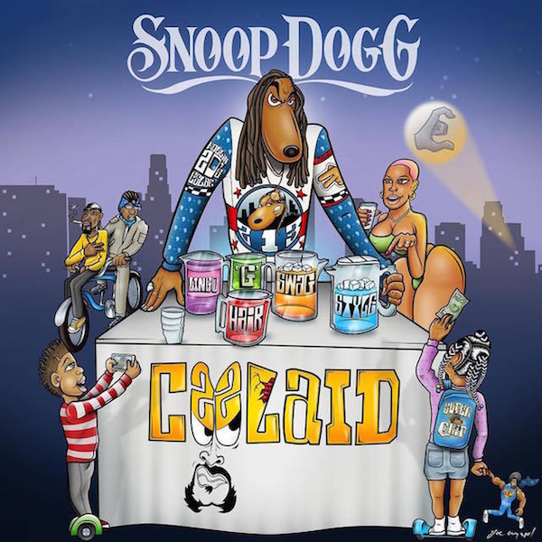 Snoop Dogg Coolaid Cover WHUDAT
