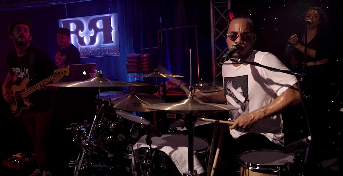 Anderson Paak Put Me Thru Rock Revival Session Video WHUDAT