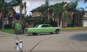 Currensy Raps and Lowriders BB WHUDAT