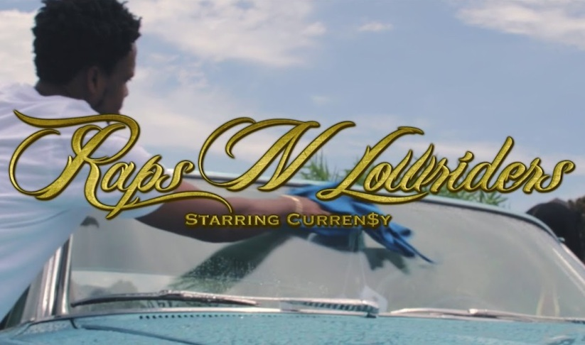 Currensy Raps and Lowriders PP WHUDAT