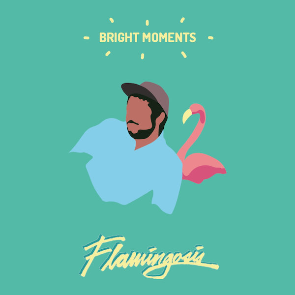 Flamingosis Bright Moments Cover WHUDAT