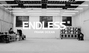 Frank Ocean Endless Mixtape BB WHUDAT
