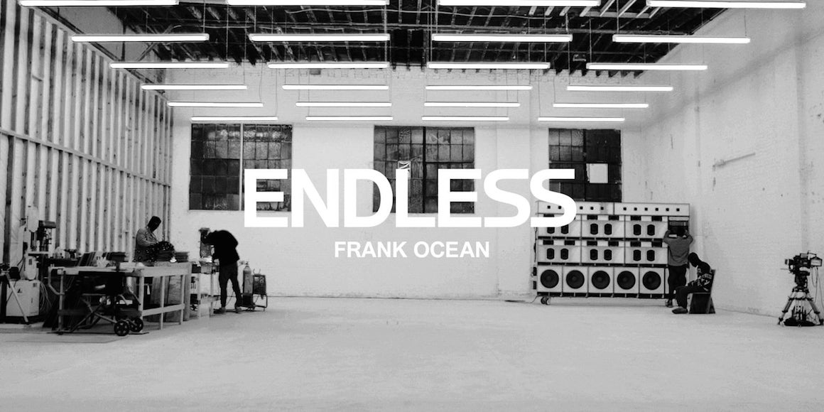 Frank Ocean Endless Mixtape BB WHUDAT