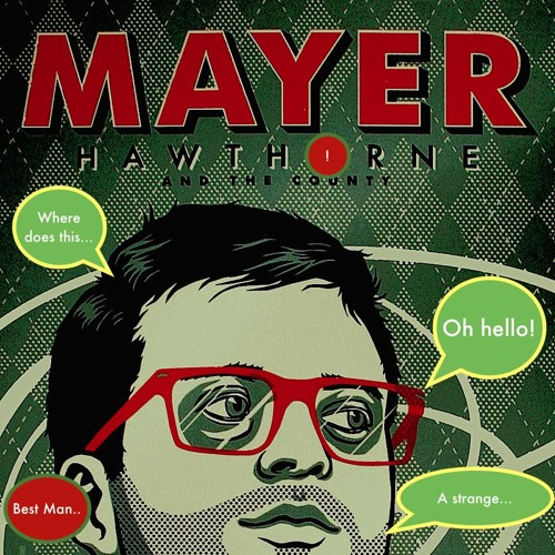The Best Mayer In Town Mixtape Cover WHUDAT