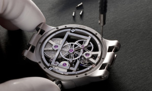 Ulysse Skeleton Tourbillon WHUDAT 01