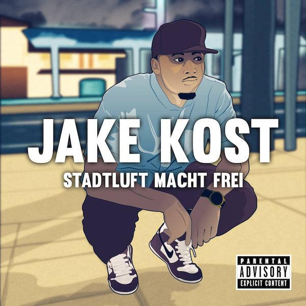 Jake Kost Stadtluft Macht Frei Cover WHUDAT