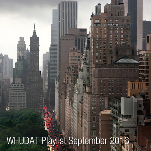 WHUDAT Playlist September 2016 Cover_schrift WHUDAT