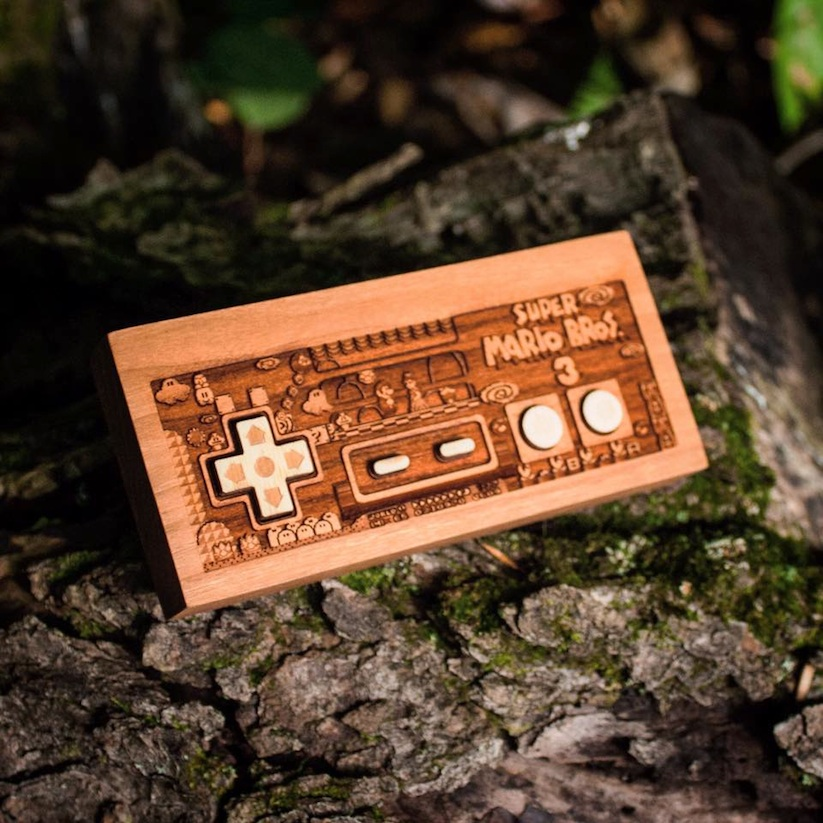 the_spitfirelabs_awesome_wooden_creations_pays_tribute_to_retrogaming_pop_culture_2016_04