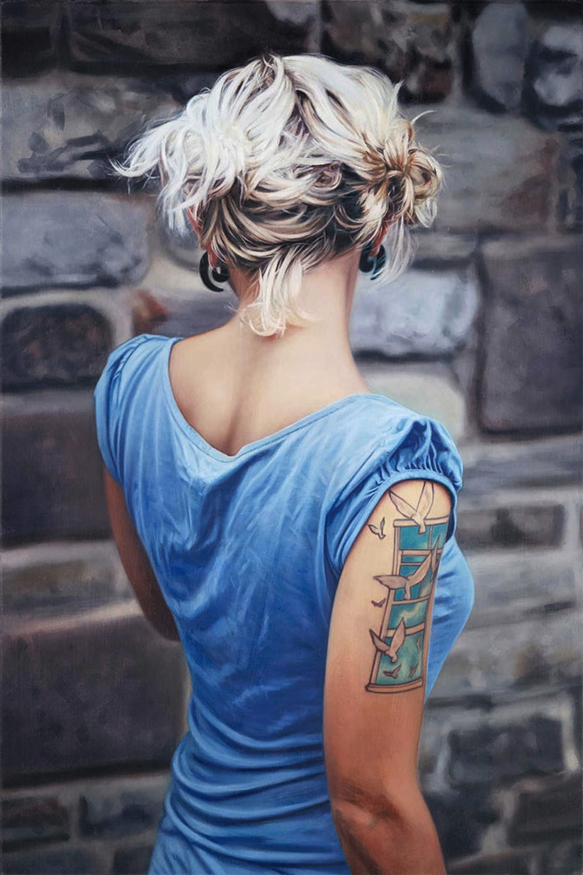 hyperrealistic_portrait_paintings_of_tattooed_girls_by_artist_philip_munoz_2016_14