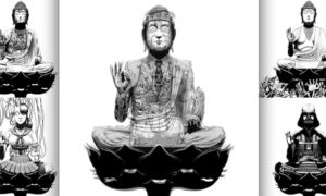 idols_ballpoint_pen_illustrations_of_modern_buddhas_by_andrew_browne_2016_header