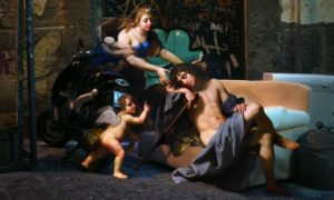Napoli_Project_Classical_Paintings_in_Italian_Modern_Life_by_Alexey_Kondakov_2017_header