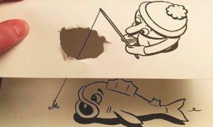 new_three_dimensional_doodles_by_danish_illustrator_huskmitnavn_2016_header