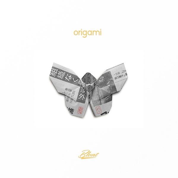 Nohidea Origami Cover WHUDAT
