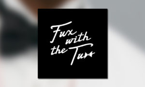 Tuxedo Fux with the Tux BB WHUDAT