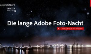 Adobe Foto Nacht Winter Edition Cover WHUDAT