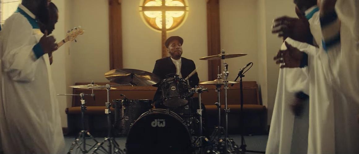 Anderson Paak Come Down Gospel Church Video