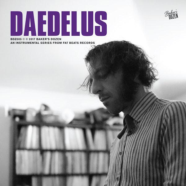 Bakers Dozen Daedelus Cover WHUDAT
