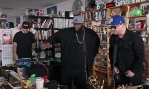 Run The Jewels Tiny Desk Concert WHUDAT