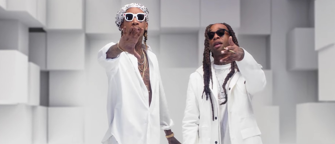 Ty Dolla Sign Wiz Khalifa Brand New Video WHUDAT