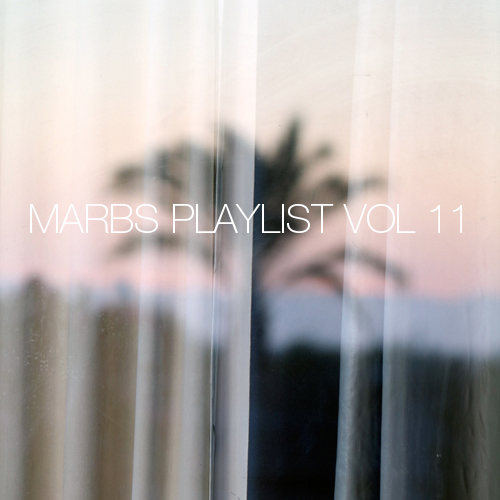 WHUDAT Marbs Playlist 11 Cover
