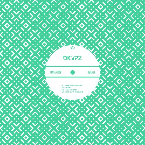 DKVPZ Soulection White Label 019 Cover WHUDAT