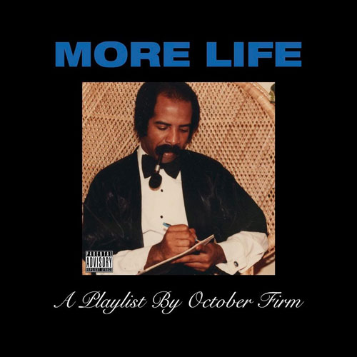Drake More Life Mixtape Cover WHUDAT