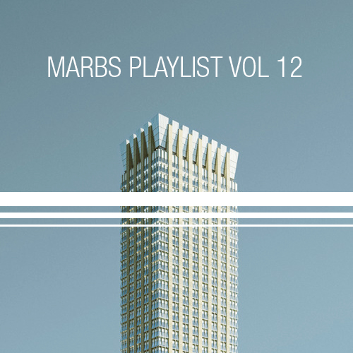 Marbs Playlist Vol 12 Cover wid WHUDAT