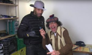 Nardwuar vs Redman Video WHUDAT