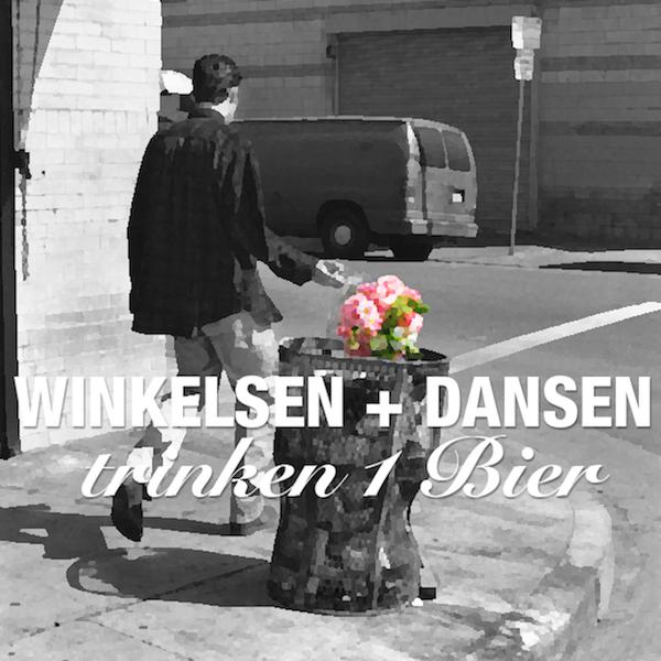 Podcast Winkelsen und Dansen trinken 1 Bier Cover 600