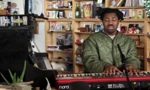 Sampha NPR Tiny Desk Concert Video WHUDAT