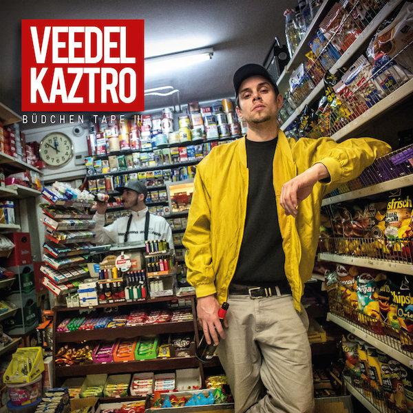 Veedel Kaztro Buedchen Tape III Cover WHUDAT