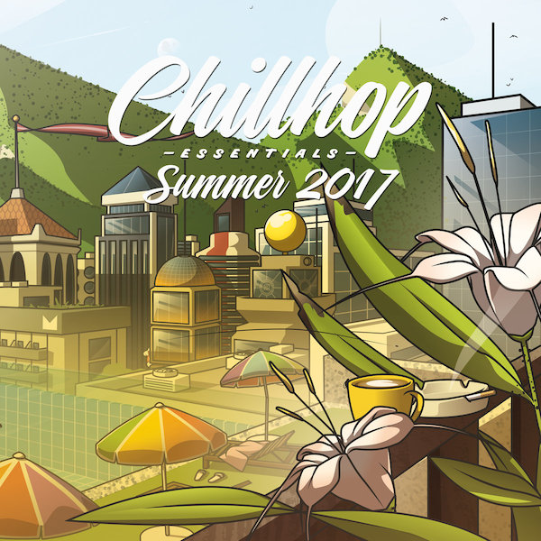 Chillhop Essentials Summer 2017 Ft Vanilla Jeff Kaale