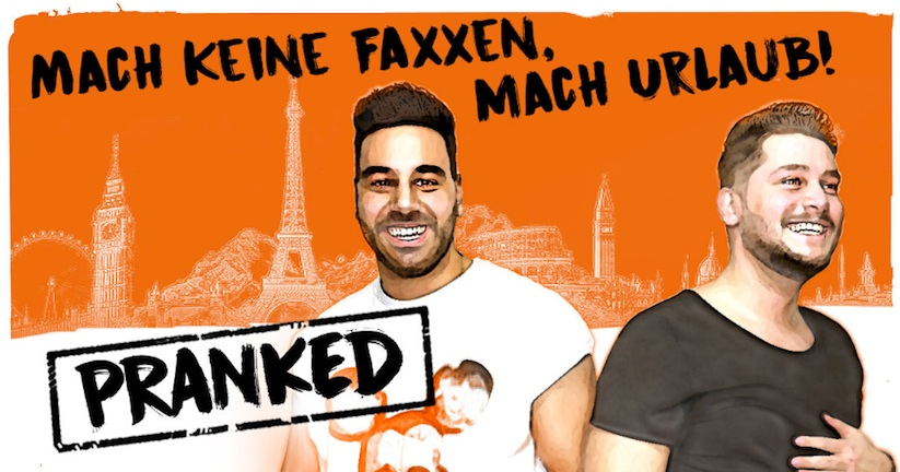 Sixt schickte youtuber faxxentv auf gro e fake europareise for Troy die perfekte illusion fake
