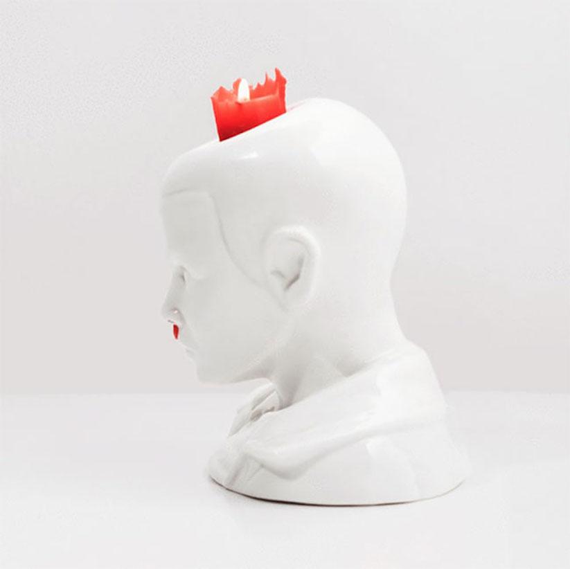eleven bleeding nose candle das perfekte. Black Bedroom Furniture Sets. Home Design Ideas