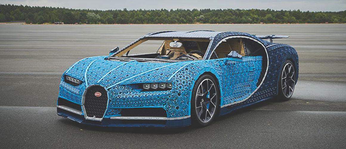 lego baut bugatti chiron aus ber 1 million lego technic. Black Bedroom Furniture Sets. Home Design Ideas