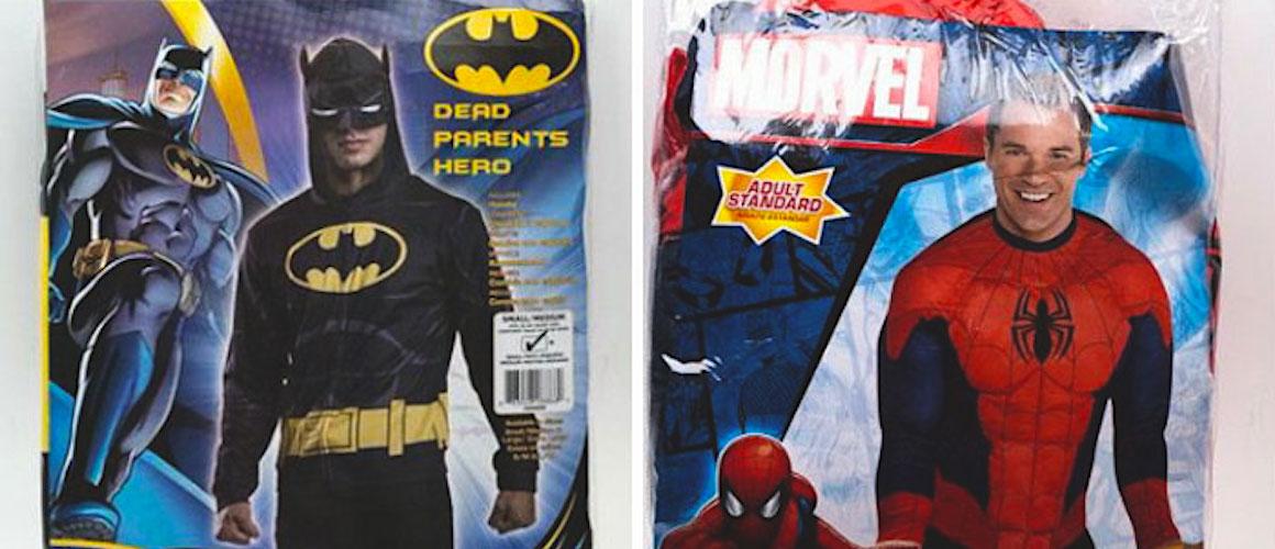 Halloween: Bootleg-Kostüme direkt aus der Hölle