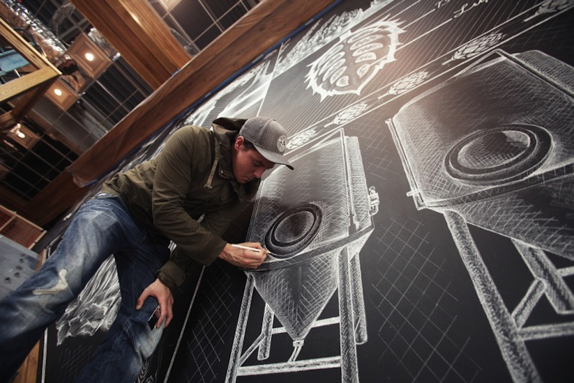 Amazing_Chalk_Mural_At_A_Beer_Brewery_by_Ben_Johnston_2014_02